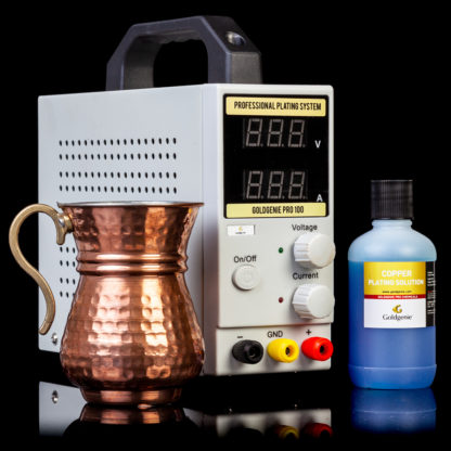 Copper Plating Kit Pro 100