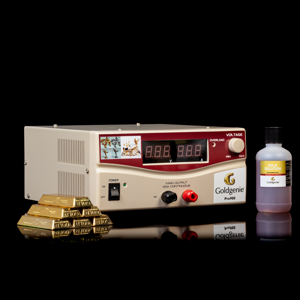 Gold Plating Kit Pro 900