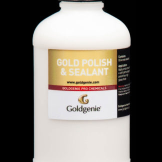 gold polish and sealant