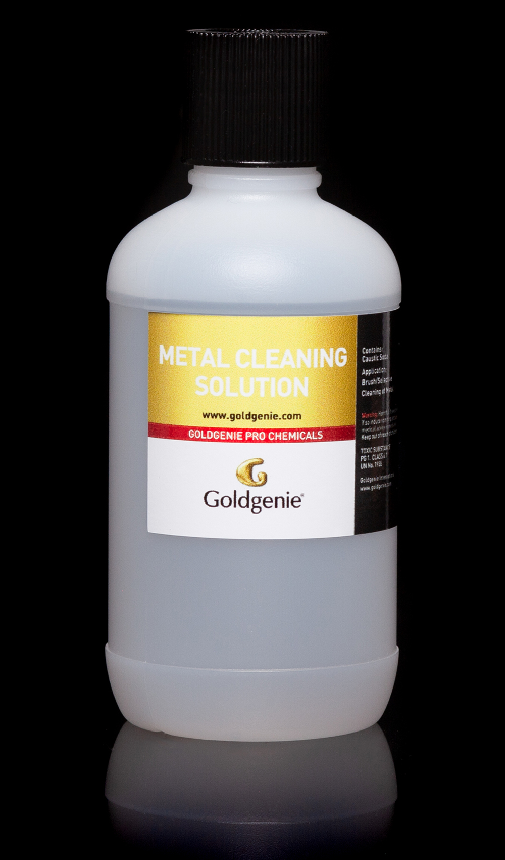 metal cleaning solution