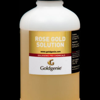 rose gold plating solution